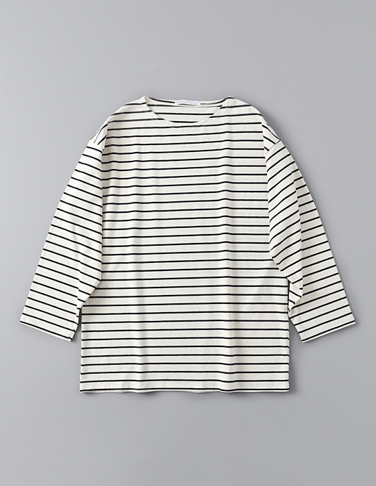 SOFT STRIPE TEE