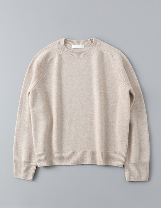 WOOL GRAIN KNIT
