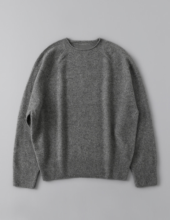 RACCOON WHOLE GARMENT KNIT 라쿤니트, 고급니트